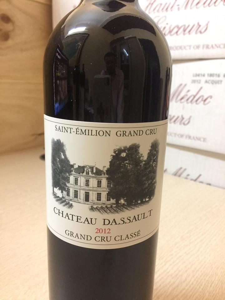 Chateau Dassault Gran Cru Classe