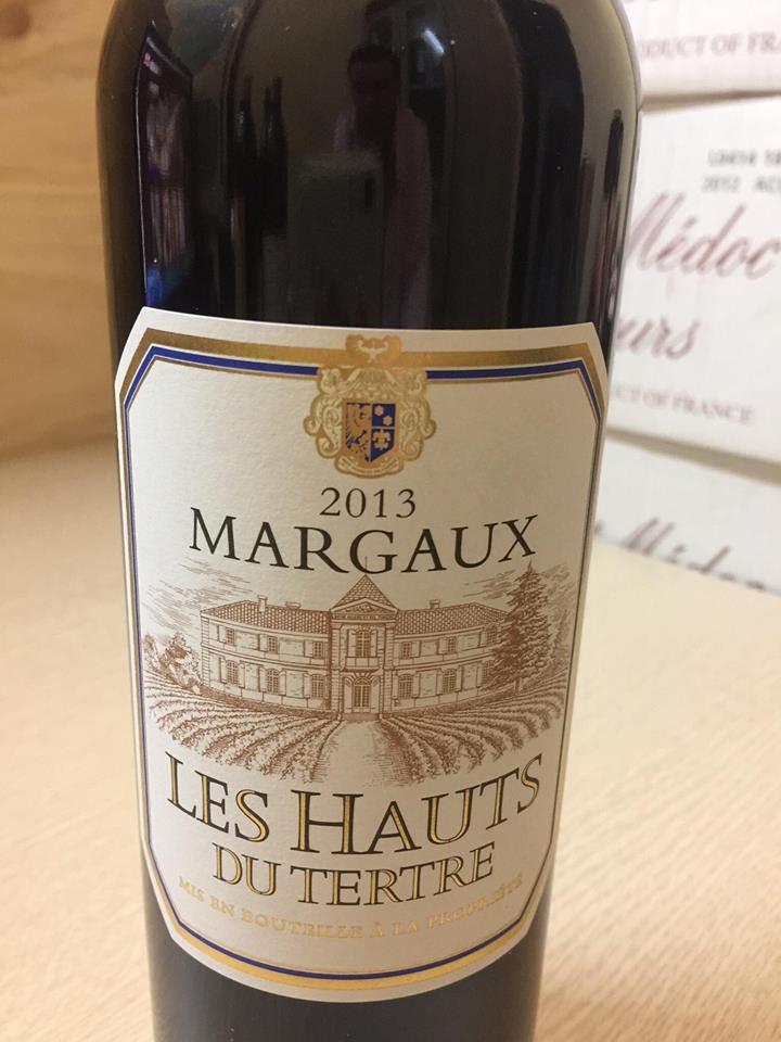 Chateau Margaux – Les Hauts Du Tertre