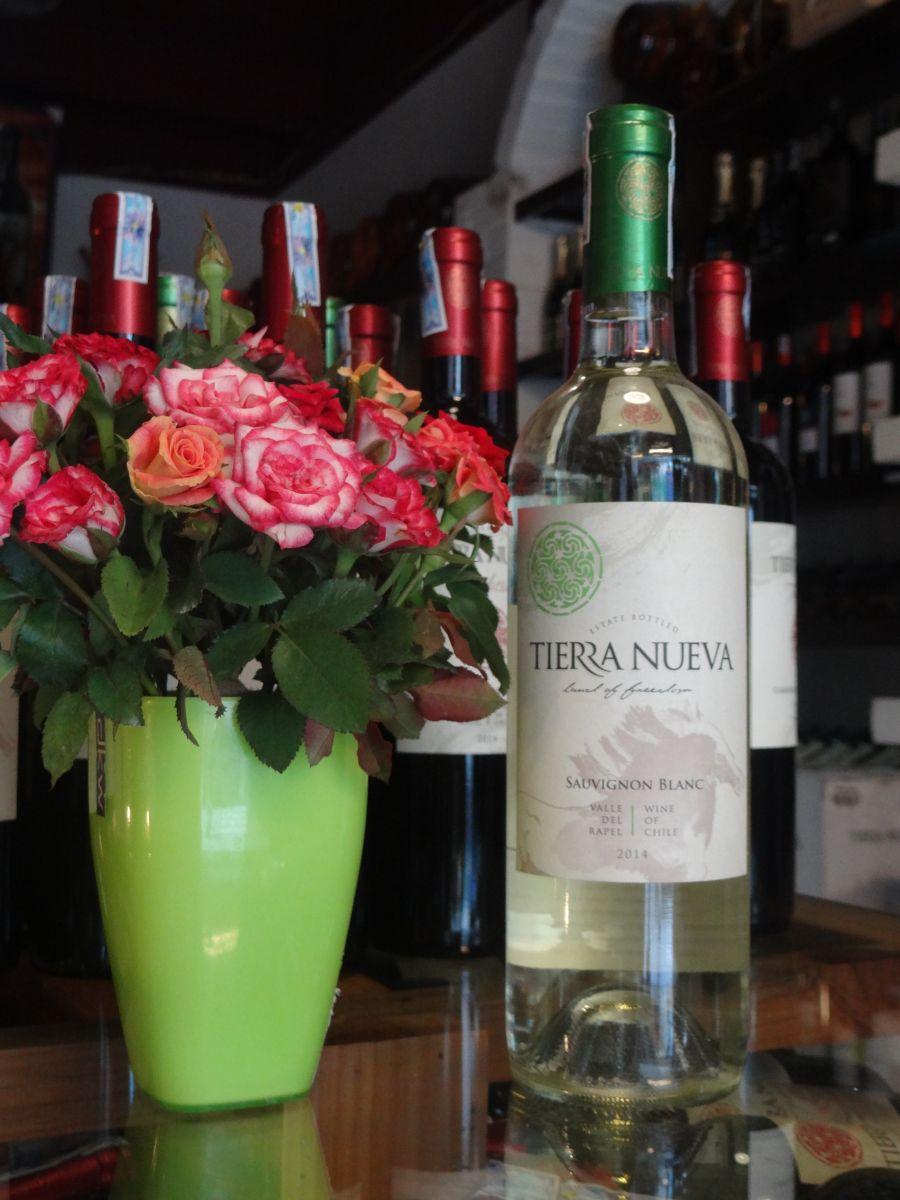 Tierra Nueva Varietal Sauvignon Blanc