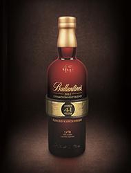 Whisky Blend Ballantines