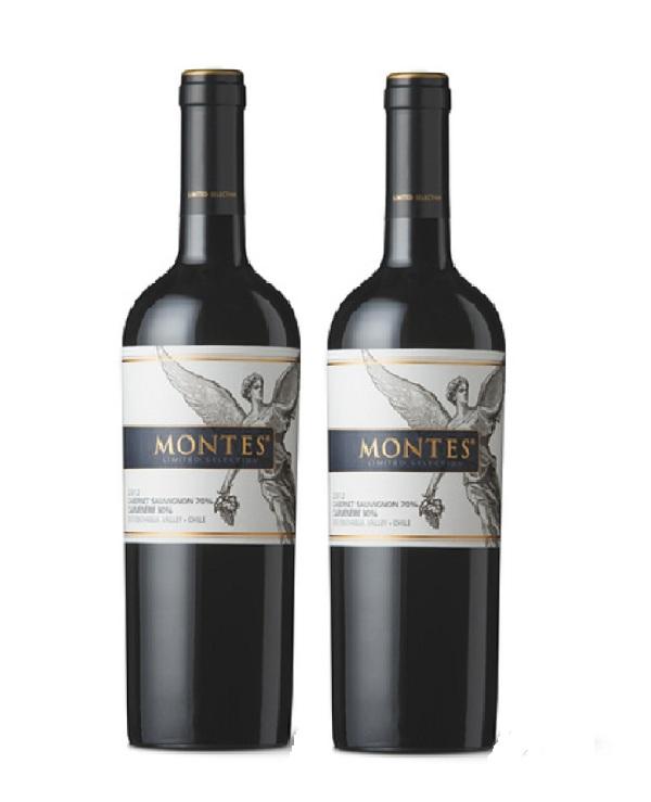 Montes Limited Selection Cabernet Sauvignon, Carmenere