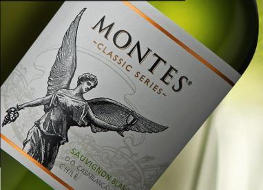 Montes Classic Sauvignon Blanc, Chadonnay