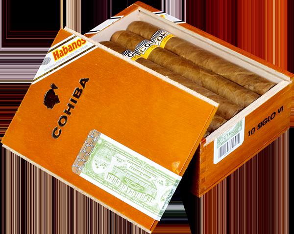 Cigar Cohiba Siglo VI Cuba
