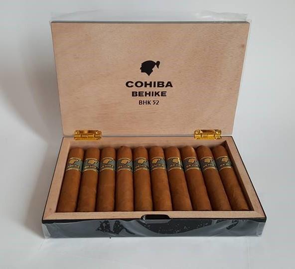 Cigar Cohiba Behike 52 Cuba