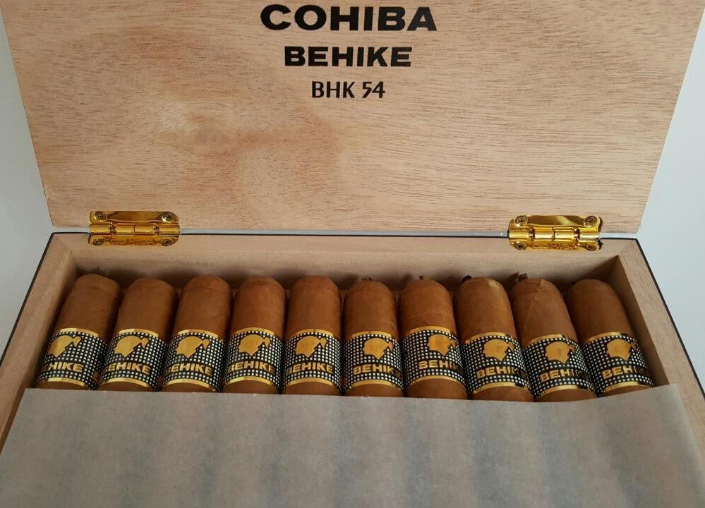 Cigar Cohiba Behike 54 Cuba