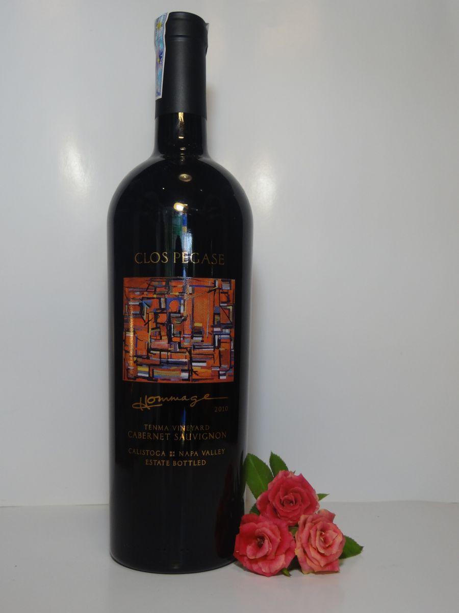 Rượu vang Mỹ Clos Peage