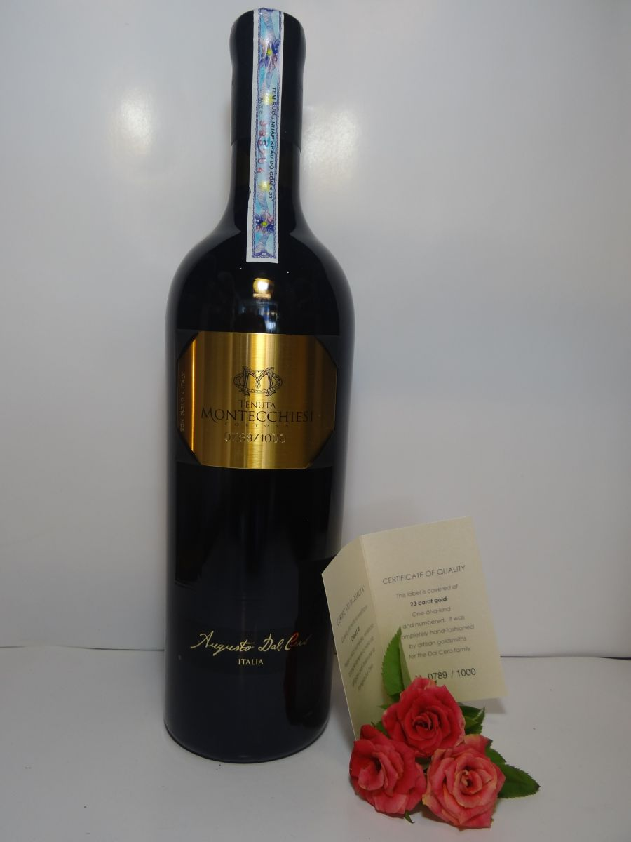 Vang Ý Montechiesi Gold Selection 23K