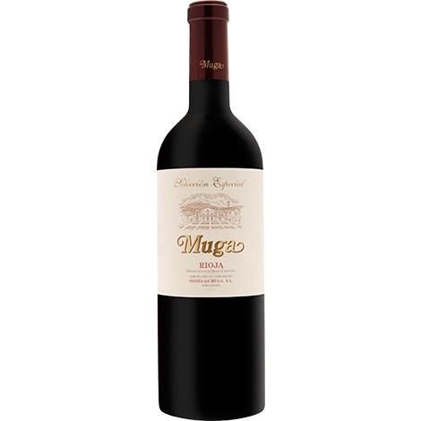Rượu Vang Tây Ban Nha Muga Rioja