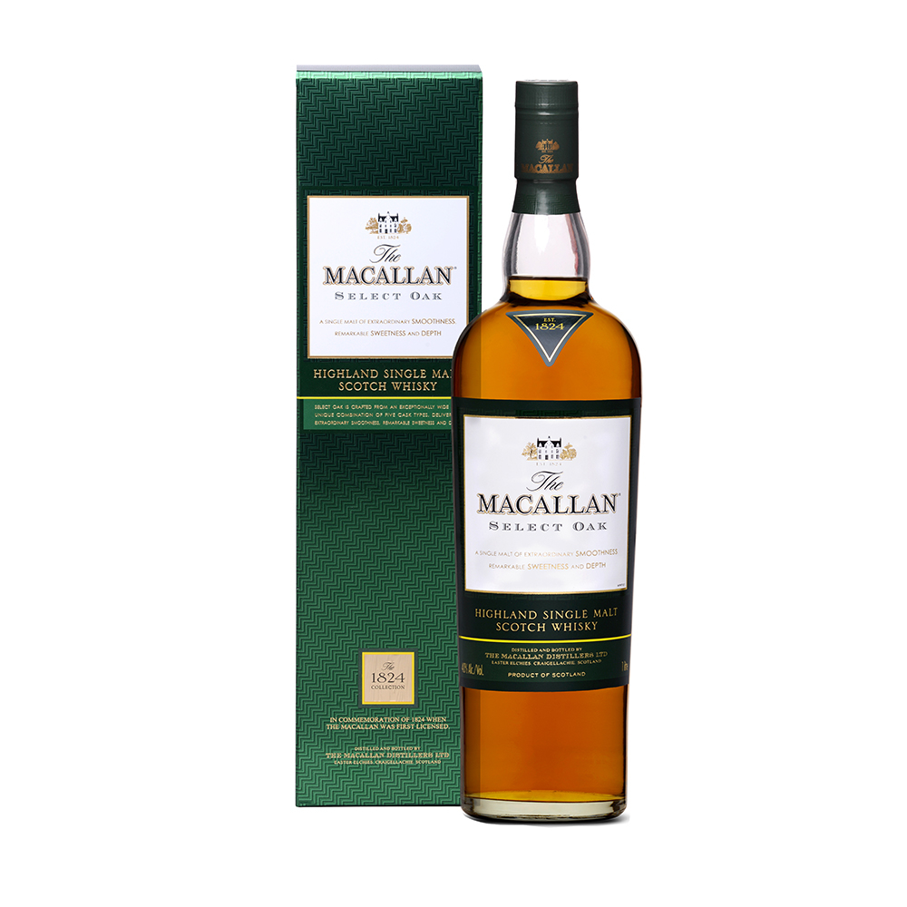 Macallan Xanh 1824 1L